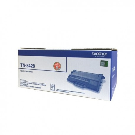 Brother TN-3428 Toner Cartridge Black