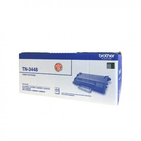 Brother TN-3448 Toner Cartridge Black