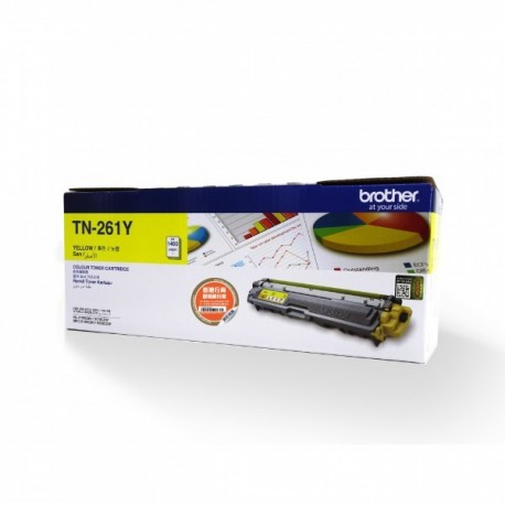 Brother TN-261Y Toner Cartridge Yellow