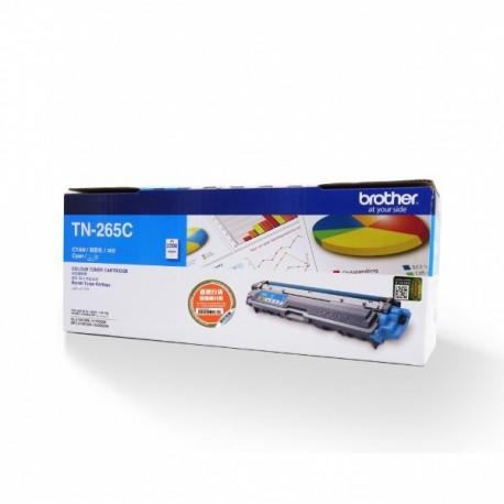Brother TN-265C 碳粉盒 藍色