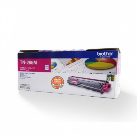 Brother TN-265M Toner Cartridge Magenta