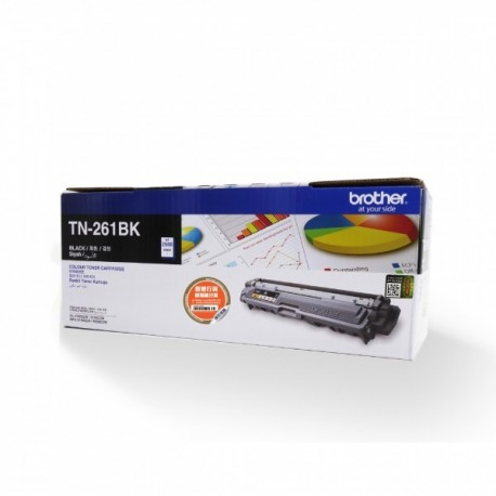 Brother TN-261BK Toner Cartridge Black