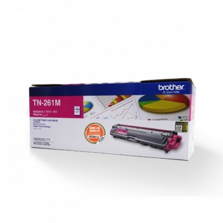 Brother TN-261M Toner Cartridge Magenta