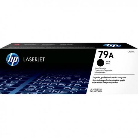 HP CF279A 79A Black LaserJet Toner Cartridge