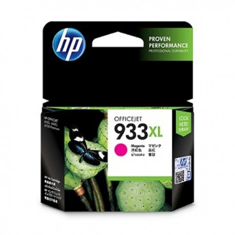 HP CN055AA 933XL High Yield Magenta Original Ink Cartridge