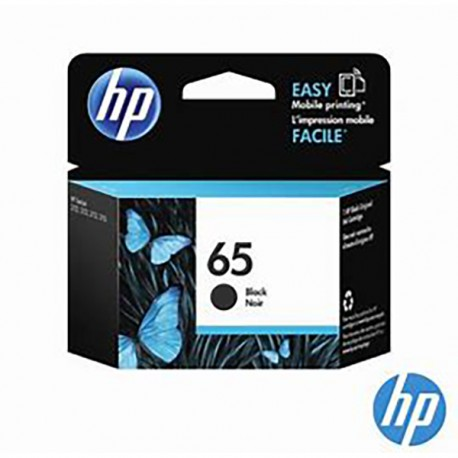 HP N9K02AA 65 Black Original Ink Cartridge