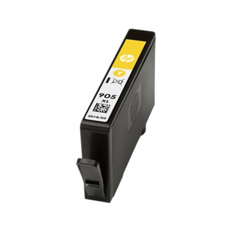 HP T6M13AA 905XL Yellow Original Ink Cartridge
