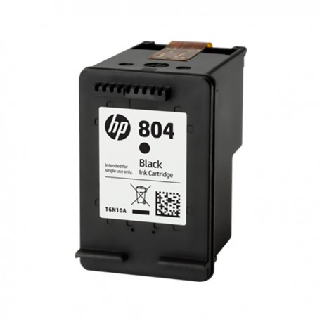 HP T6N10AA 804 Black Original Ink Cartridge