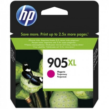 HP T6M09AA 905XL Magenta Original Ink Cartridge