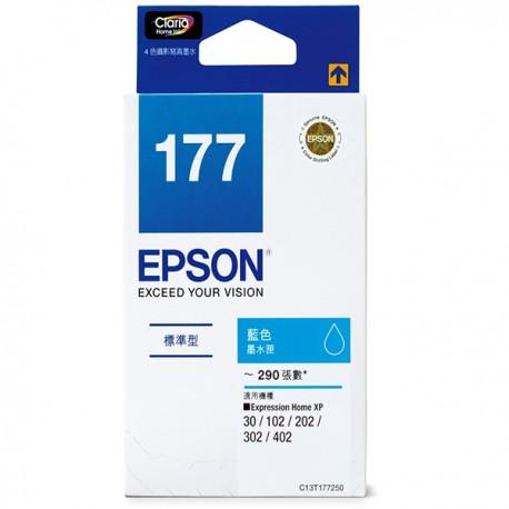 Epson C13T177283 Cyan Ink