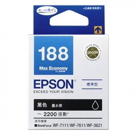 Epson C13T188183 油墨盒 黑色