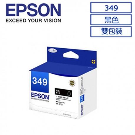 Epson C13T349183 油墨盒 黑色