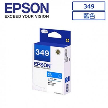 Epson C13T349283 Cyan Ink