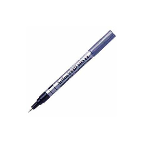 Artline 999XF Paint Marker 1.2mm Silver