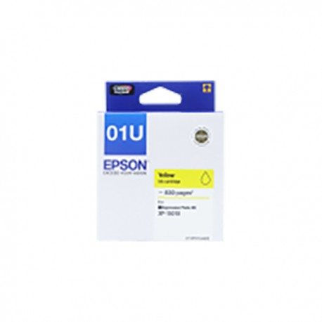 Epson C13T01U483 油墨盒 黃色