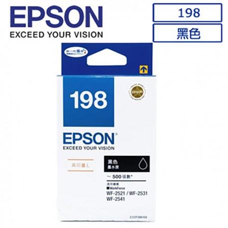 Epson C13T198183 油墨盒 黑色