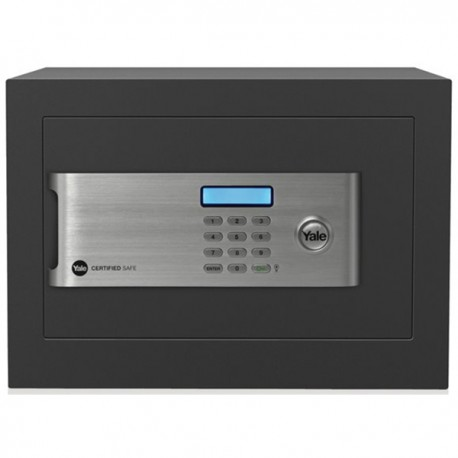 Yale YSM/250/EG1 Certified Home Digital Safe Box (Small)