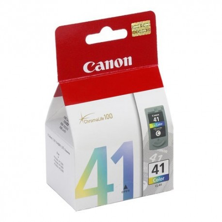 Canon CL-41 Ink Cartridge Ink Color