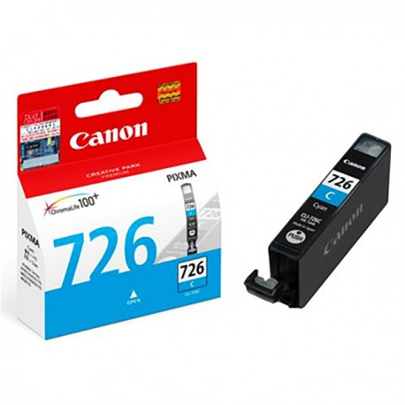 Canon CLI-726C Ink Cartridge Cyan