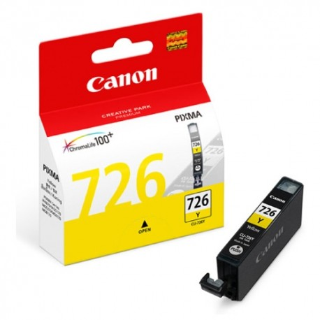 Canon CLI-726Y Ink Cartridge Yellow