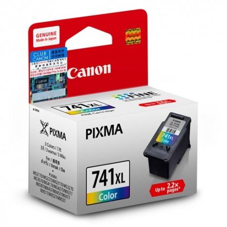 Canon CL-741XL Ink Cartridge Colour