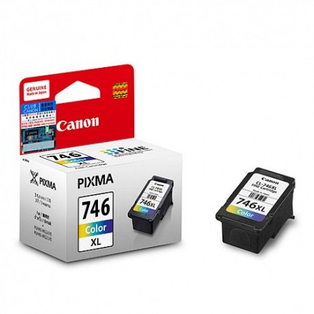 Canon CL-746XL Ink Cartridge Colour