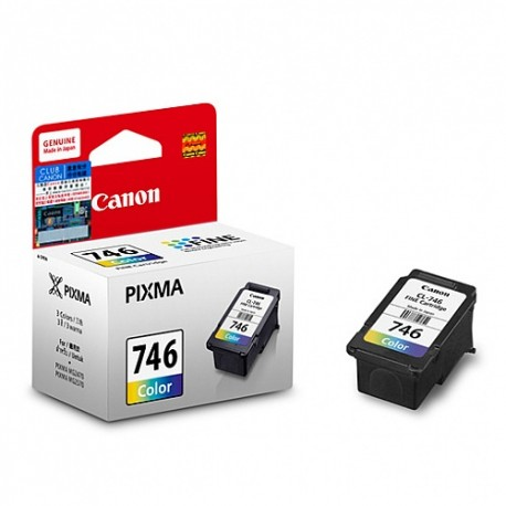 Canon CL-746 Ink Cartridge Colour