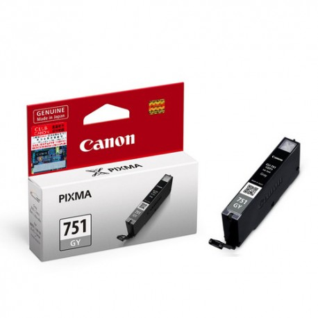Canon CLI-751GY Ink Cartridge Grey