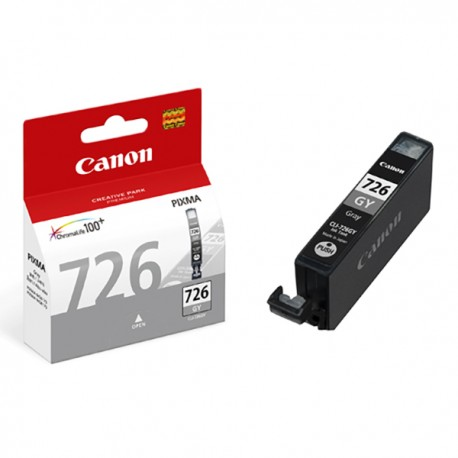 Canon CLI-726GY Ink Cartridge Grey