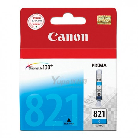 Canon CLI-821C Ink Cartridge Cyan