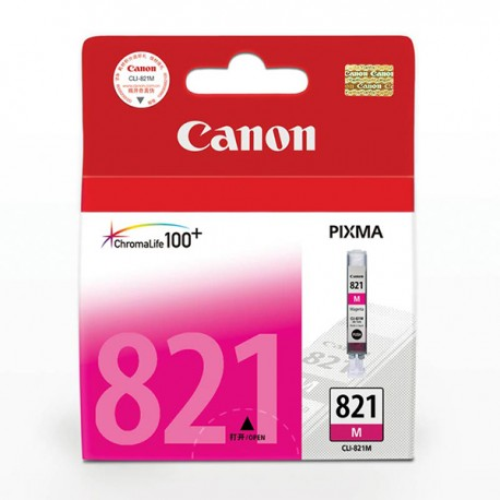 Canon CLI-821M Ink Cartridge Magenta