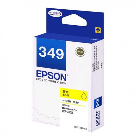 Epson C13T349483 Yellow Ink