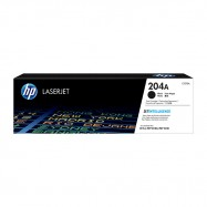 HP CF510A 204A Black LaserJet Toner Cartridge