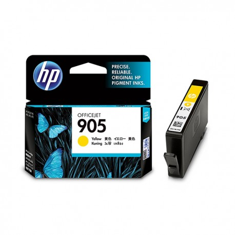 HP T6L97AA 905 Yellow Original Ink Cartridge