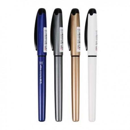 晨光 AGPB-1102 優品拔蓋式啫喱筆 0.5亳米 黑色