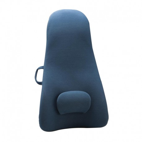 Obus Forme High Back Lumbar Cushion Blue