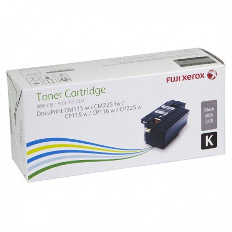 Fuji Xerox CT202876 Toner Cartridge Black