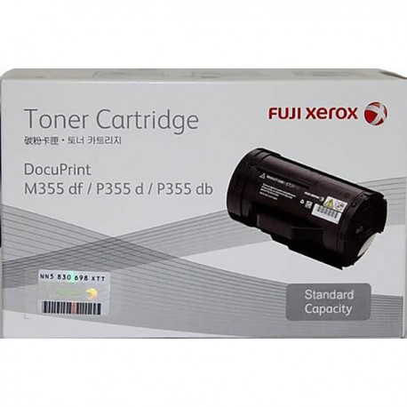 Fuji Xerox CT201937 Toner Cartridge Black