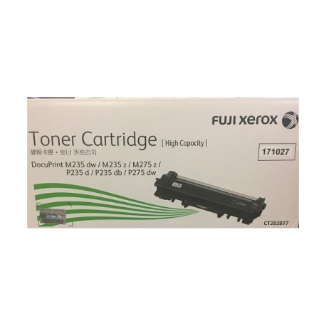 Fuji Xerox CT202877 Toner Cartridge - Black