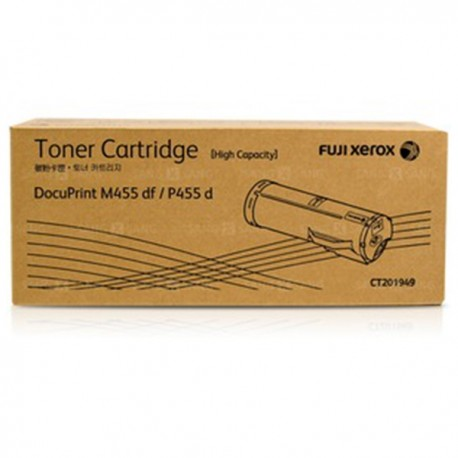 Fuji Xerox CT201949 Toner Cartridge Black
