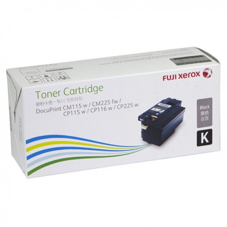 Fuji Xerox CT202264 Toner Cartridge Black