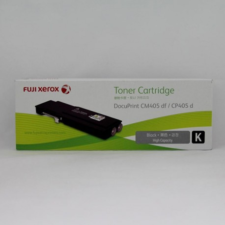 Fuji Xerox CT202018 Toner Cartridge Black