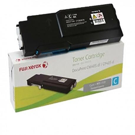 Fuji Xerox CT202019 Toner Cartridge Cyan