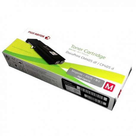 Fuji Xerox CT202020 Toner Cartridge Magneta