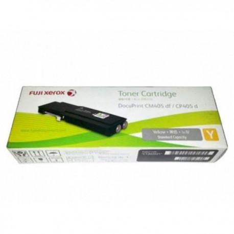 Fuji Xerox CT202021 Toner Cartridge Yellow