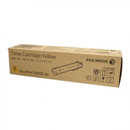 Fuji Xerox CT201683 Toner Cartridge Yellow