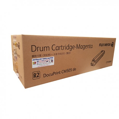 Fuji Xerox CT350901 Drum Cartridge Magenta