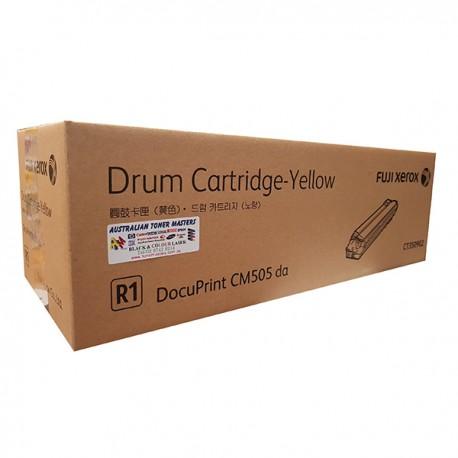 Fuji Xerox CT350902 Drum Cartridge Yellow