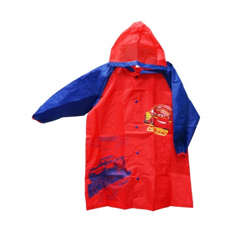 Cars Kids Foldable Raincoat 120cm