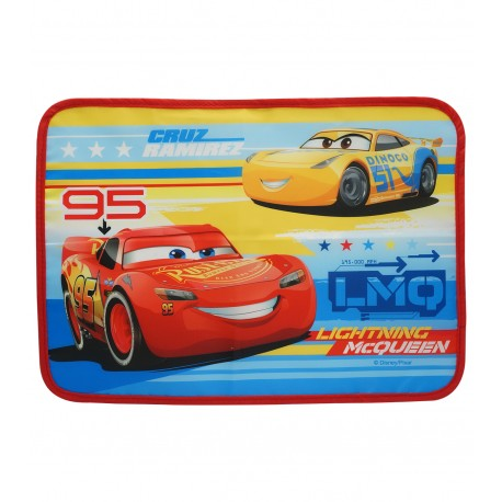 Cars Foldable Fabric Placemat 42cmWx30cml